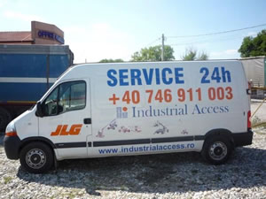 Service INDUSTRIAL ACCESS
